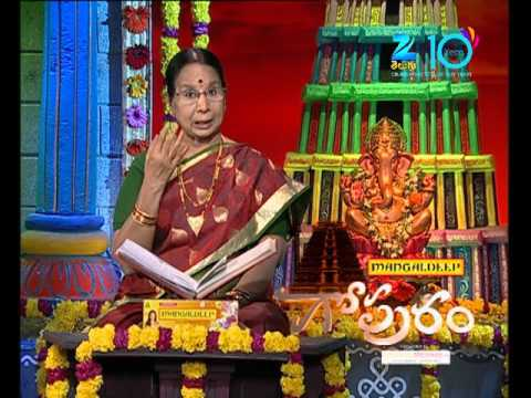 Gopuram - Episode 1522 - February 08, 2016 - Best Scene