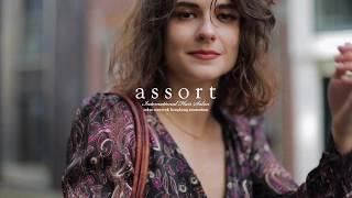 [美容室動画ASSORT] ASSORT AMSTERDAM 2019 AW 1