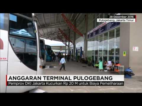 Pemprov DKI Kucurkan Dana Rp 20 M untuk Pemeliharaan Terminal Pulogebang Mp3