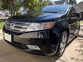 2019 Honda Odyssey EXL with navigation and rear ...