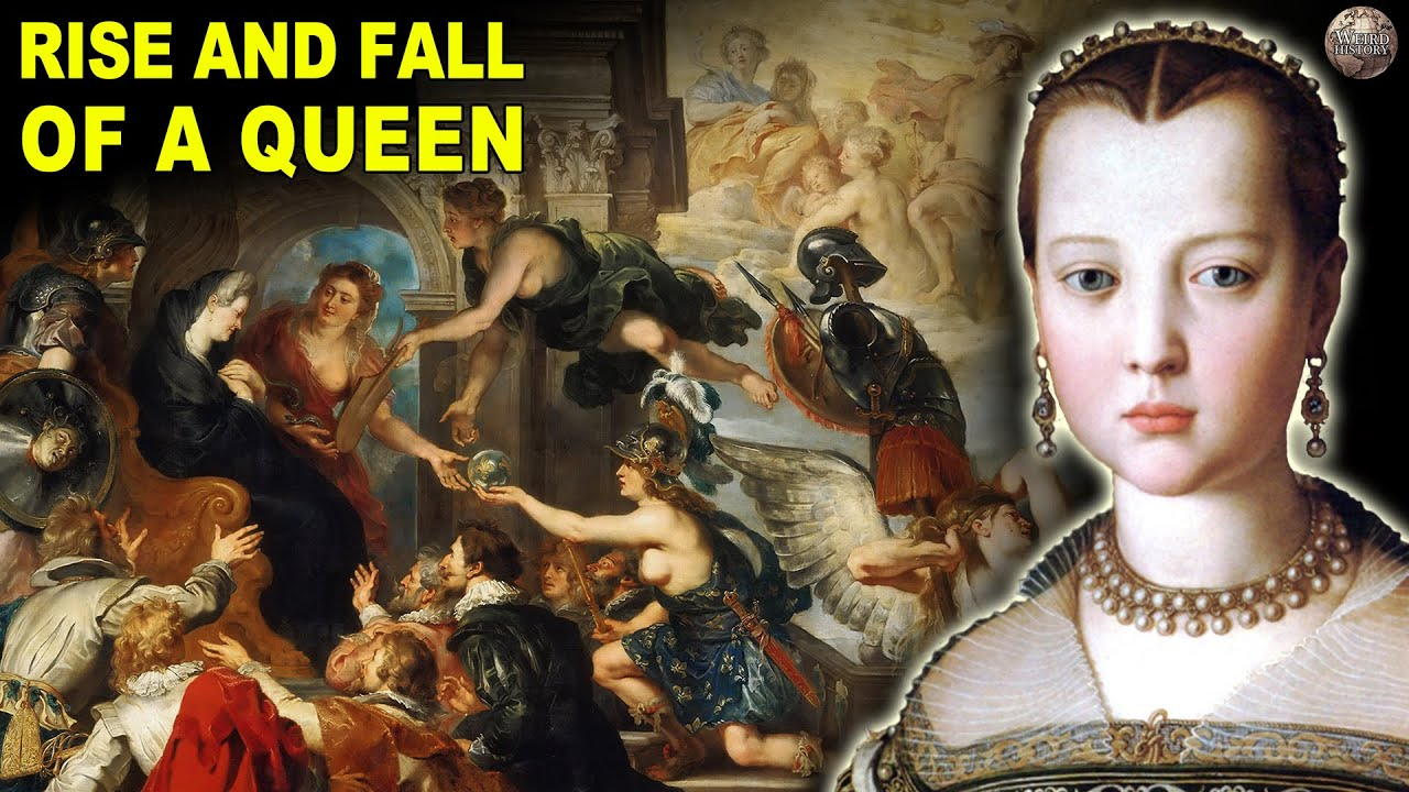 The Rise and Catastrophic Fall of Marie De Medici