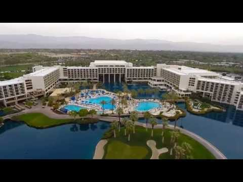 JW Marriot Palm Springs by Drone http://www.digipulse.com