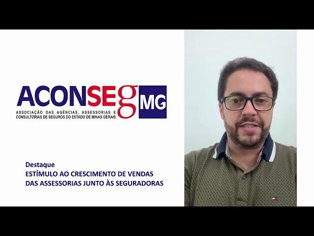 Troféu Gaivota de Ouro 2020 - Aconseg-MG