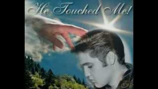 elvis presley he touched me legendado em ingles e portugues