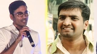 Polladhavan Comedy Scene Live: Dhanush & Santhanam onstage Ultimate Performance | TN678