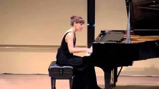 Claude Debussy Suite Bergamasque Passepied - Joanna Schubert