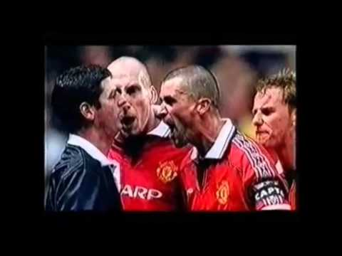 Roy Keane - The Last Football Hard Man