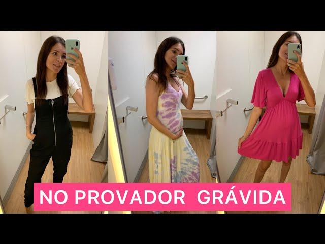 NO PROVADOR: PROVANDO LOOKS EM LOJAS DE DEPARTAMENTOS - RENNER - LUANA VIANA