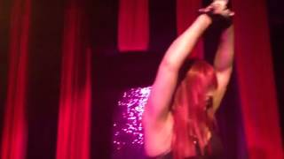 "Satine Harlow performing ""Nicki Minaj Mix"" Dollhouse Revue"