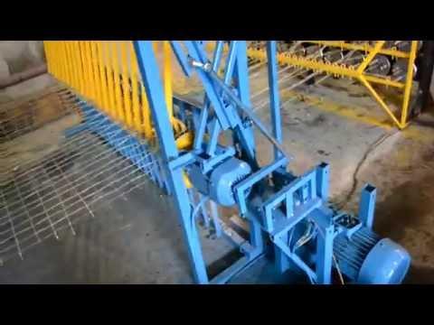 Оборудование для производства композитной стеклопластиковой сетки