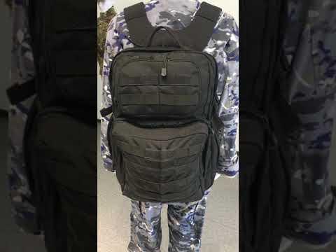Black Army Molle Backpack Mochila militar - deekongroup.com