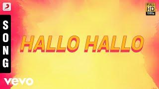 Manitha Manitha Hallo Hallo Tamil Song | A.R. Rahman
