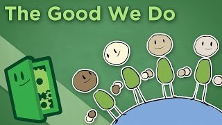 Extra Credits - The Good We Do - Charity in the Gaming Community