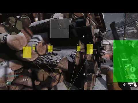Call of Duty: World War 2 Open Beta Hack Aimbot/Wallhack/ESP EngineOwning by kokole