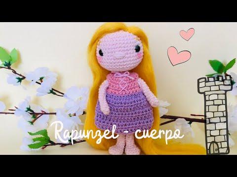 Projeto Princesas Disney 🥰🤩 Rapunzel... - ToyArt Amigurumi ... | 360x480