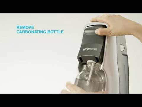 How To Use Your SodaStream Jet Sparkling Water Maker