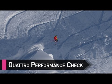 quattro Performance Check with Sam Lee - Haines Alaska FWT2017 - Swatch Freeride World Tour 2017