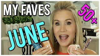 💝 MONTHLY FAVES AND FAILS | JUNE 2019 | 50+ BEAUTY MONTHLY FAVES  💝