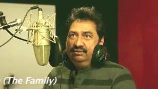 Song Recording Of Hindi Movie   Kutumb [The Family] , Kumar Sanu ji