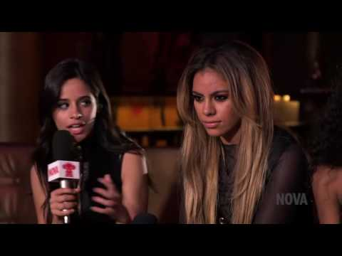 Fifth Harmony  - Interview about Toilet on NOVA FM (Smallzy's Surgery)