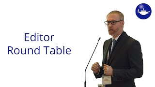 Network, learn, discuss: Taylor & Francis Editor Round Tables