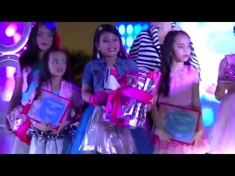 Barbie rock n royal bebe got the barbie rockstar royalty grand winner spot