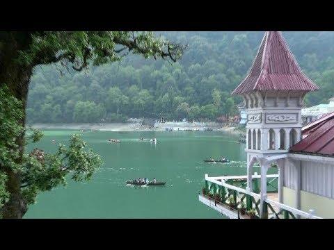 खूबसूरत मॉल रोड नैनीताल : Famous Mall Road Of Nainital - Beautiful & Cool Tourist Places in Nainital