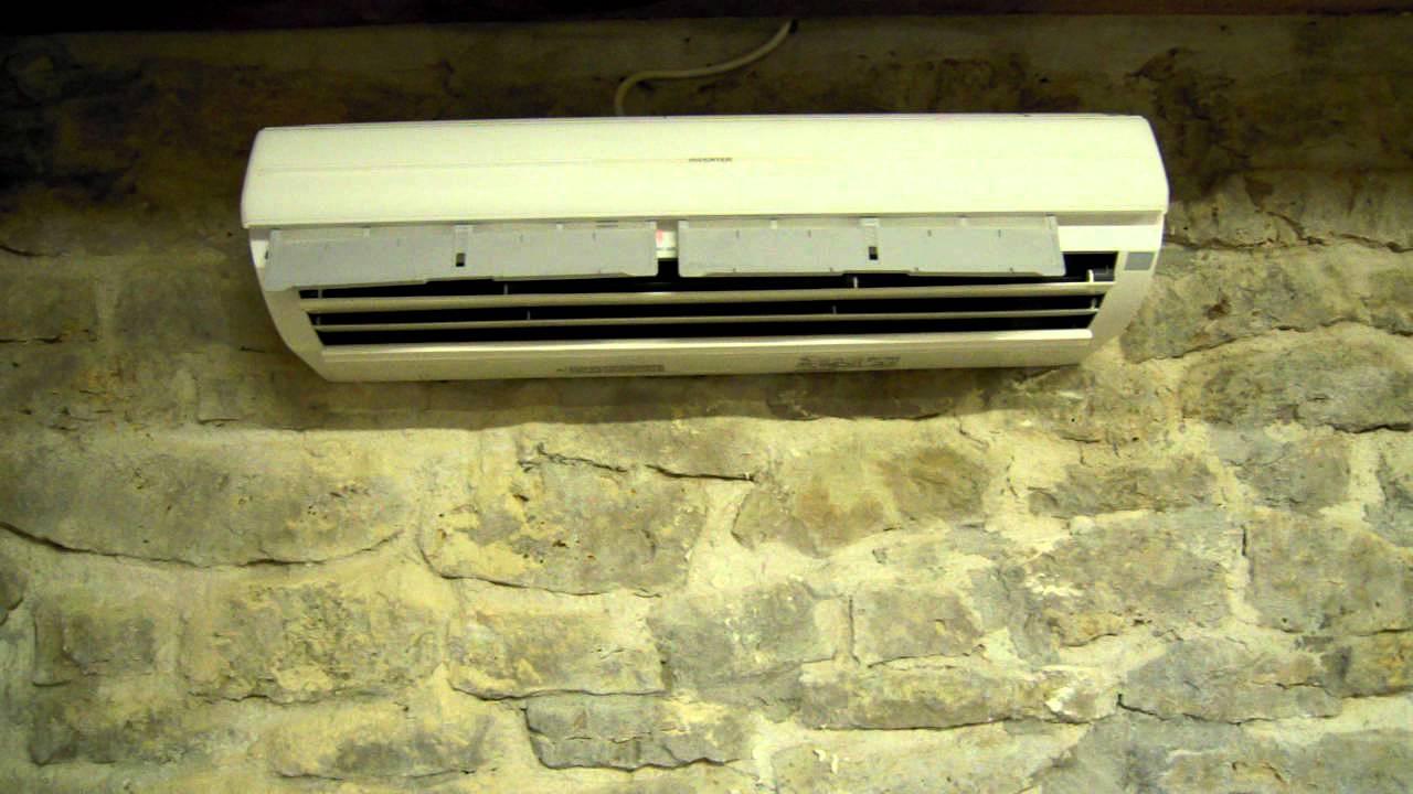 Fuji Electric Polaris Heat Pump Rjz14lbc Indoor Unit View