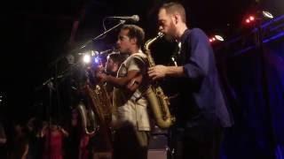 The Souljazz Orchestra - Negus negast - live