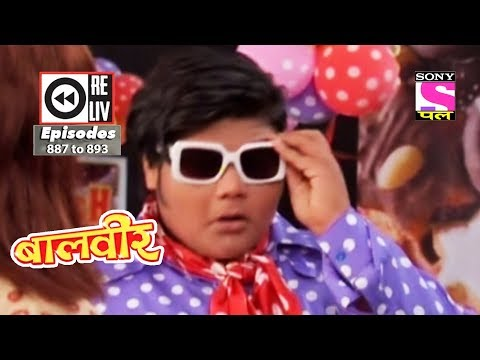 Weekly Reliv - Baalveer - 3rd Mar  to 9th Mar 2018 - Episode 887 to 893 thumbnail