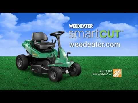 Садовый трактор WEED EATER WE301