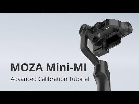 MOZA Mini-MI | New Updated Advanced Calibration Tutorial