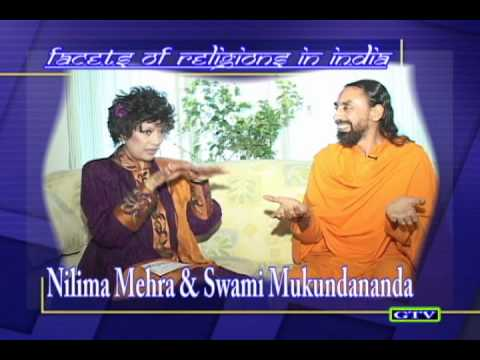 Nilima Mehra interviews Swami Mukundananda