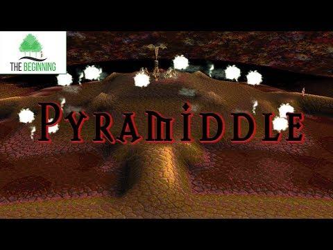 Populous: Shaman Battles   Constant Worlds   Level 5 - Pyramiddle