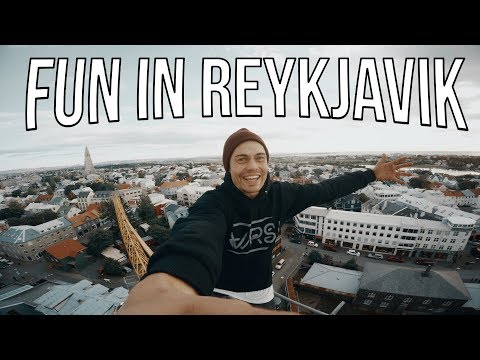 HOW TO HAVE FUN IN REYKJAVIK | Iceland travel