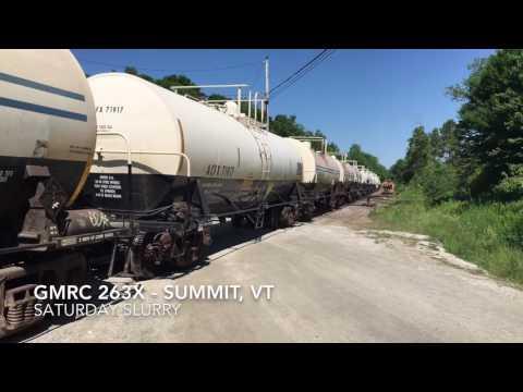 Vermont Railway Saturday Slurry