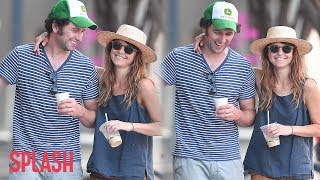 keri russell and matthew rhys are picture perfect in nyc splash news tv