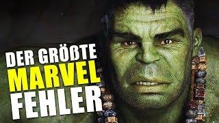 Großer Fehler! Hat Marvel gewusst, dass Hulk mehr als 2.500 Jahre alt ist?