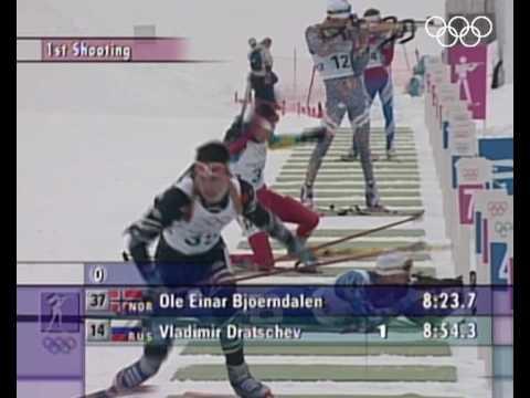 Biathlon - Men