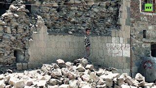 기아 파업 활동가들은 미국이 사우디의 예멘 봉쇄 지원 중단을 촉구
