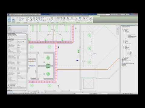 MagiCAD 2014.11 for Revit: Supply cable routes with cable length, weight and surface calculations