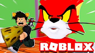 LOKIS NA CASA DO GATINHO KITTY MALVADO | Roblox - Kitty