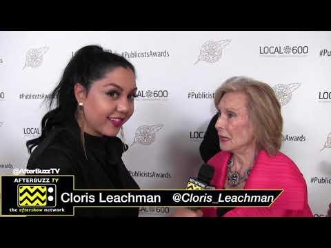 Cloris Leachman I Publicists Awards 2018