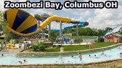 Columbus Zoo and Zoombezi Bay Rides, July 2018