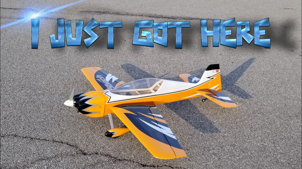 Getting Brave with the Sbach! (LIVE) I Fly RC Planes and Jets.