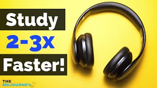 How To Study Faster With Speed Listening