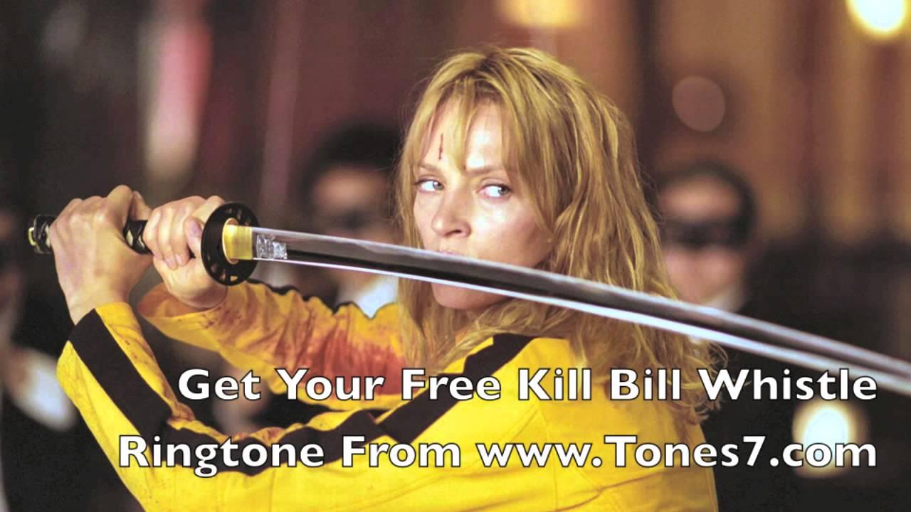 suoneria fischio kill bill