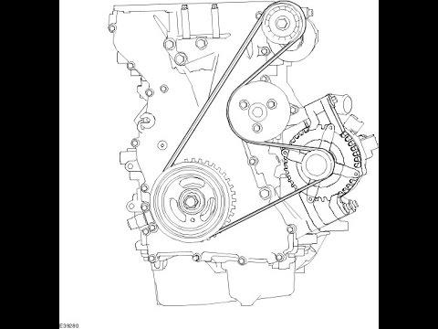 приводной ремень / Ford Focus 2 записаться связаться со мной wichengad@gmail.com