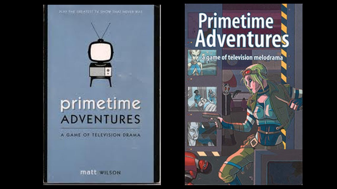 Image result for primetime adventures