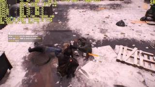 Tom Clancy's The Division GTX 960 720p ULTRA I5-4460 60 FPS GAMEPLAY